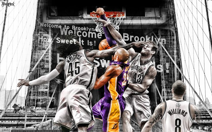 Kobe Bryant Wallpaper Dunk Free Desktop 8 HD Wallpapers