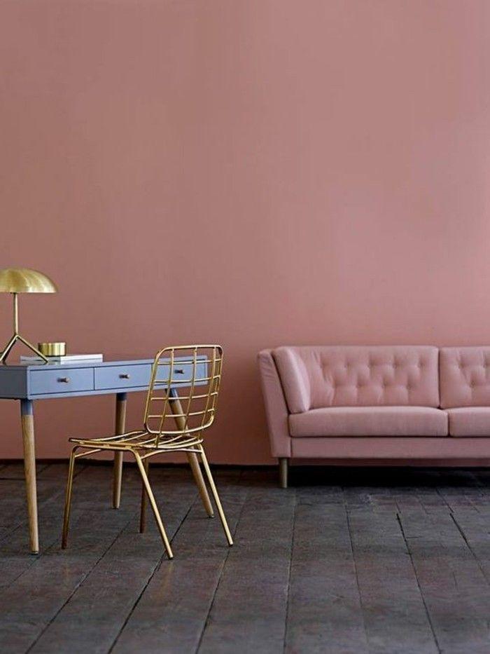 comment assortir les couleurs dans le salon murs de salon. Black Bedroom Furniture Sets. Home Design Ideas