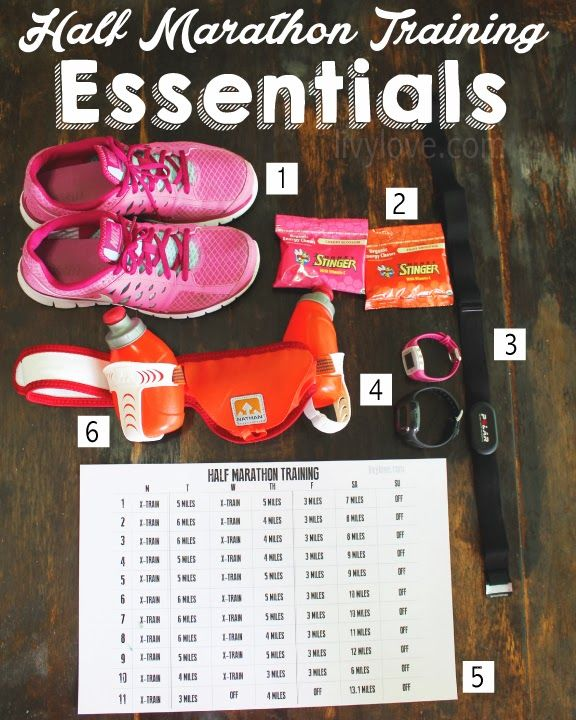 Half Marathon Training Essentials featuring Nike from #famousfootwear. #runningshoes #marathon