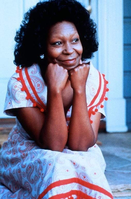 Whoopi Goldberg (sweet photo)
