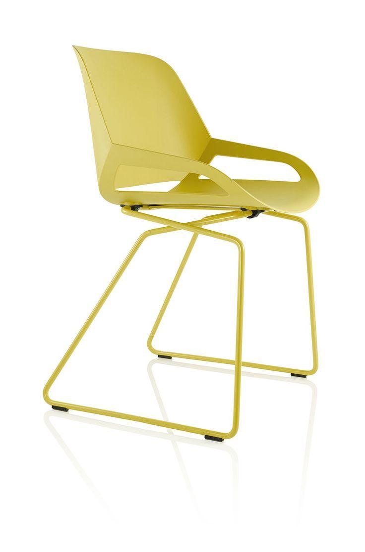 Numo Ein Objektstuhl In Zeitlosem Design Der Mit Innovativer Technik Uberrascht Burostuhl Stuhle Sitzen