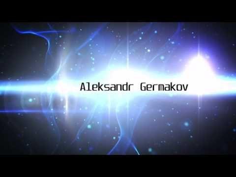 Видео Заставка. Intro. Заставка для канала Aleksandr Germakov