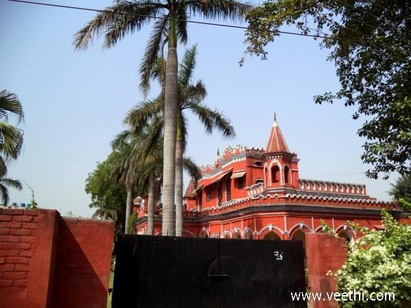 Durga Bhawan, One of the oldest Buildings of Meerut at Delhi Road, Meerut