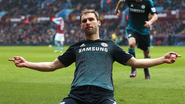 Skuad Chelsea Siap Terima Tawaran Bayern Untuk Ivanovic - Bek The blues, Branislav Ivanovic