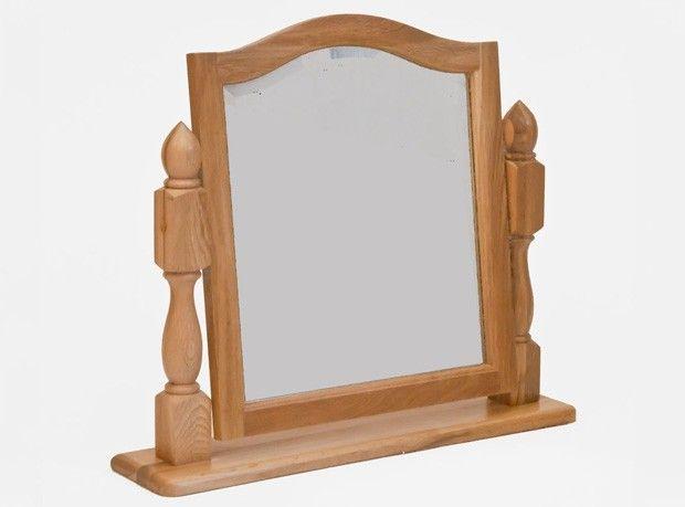 Stratford Reclaimed Oak Dressing Table Mirror    Http://www.solidoakfurniture.co