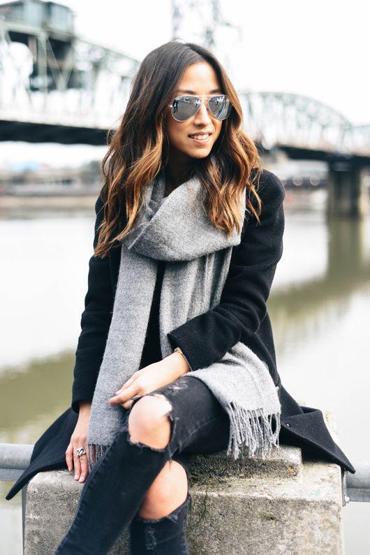 Portland Pacific Northwest Style blogger