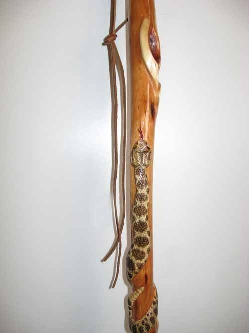 Cool Walking Canes | Native American Walking Sticks