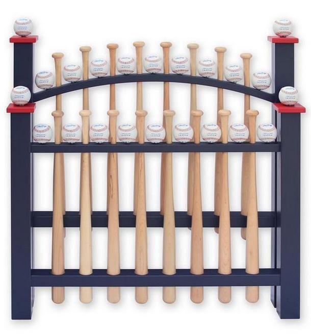boys baseball bedroom decorating | ... sporty beds baseball design allstar bed an original baseball