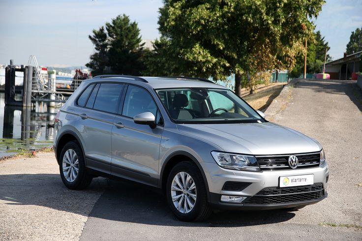 Volkswagen Tiguan 2.0 TDI 150 BMT TRENDLINE - Le nouveau Tiguan se hisse vers les sommets
