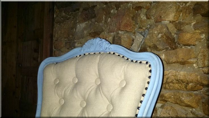 Kárpitozott szék, antik bútorok
