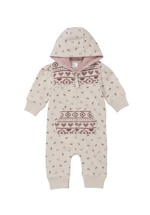 F&F Western Aztec Print Onesie 1 month Good review too <3 £8.00