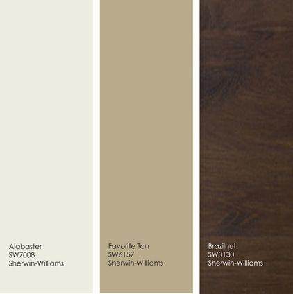 By jennifer ott design sample palette get a similar look for Sherwin williams paint sample