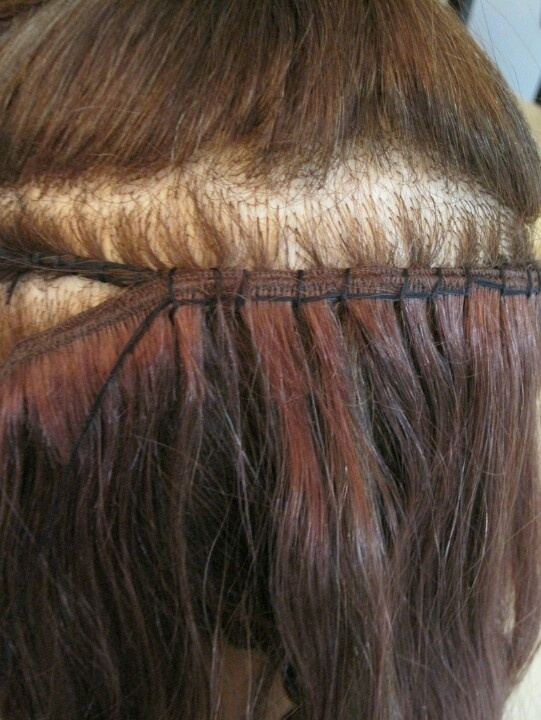 23 best hair extensions images on pinterest hair braids and sew in braidless pmusecretfo Images
