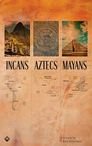 cultural development of aztec and inca From their magnificent capital city, tenochtitlan, the aztecs emerged as the  dominant force in central mexico, developing an intricate social, political,  religious.