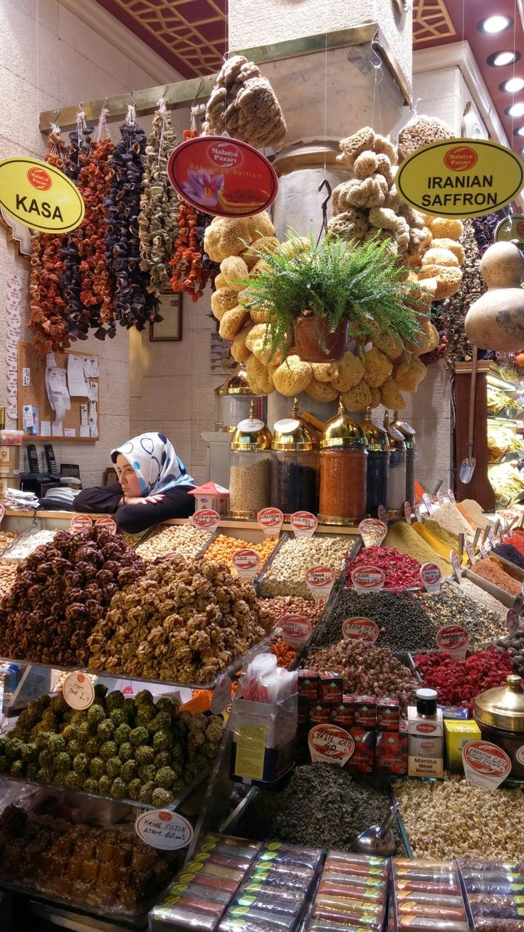 The Spice Bazar.