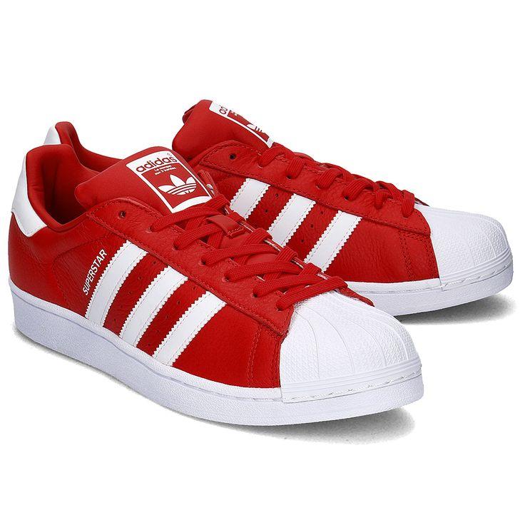 ADIDAS ORIGINALS Adidas Superstar - Sneakersy Męskie - BB2240 BB2240 - Buty Mężczyźni Półbuty   Mivo