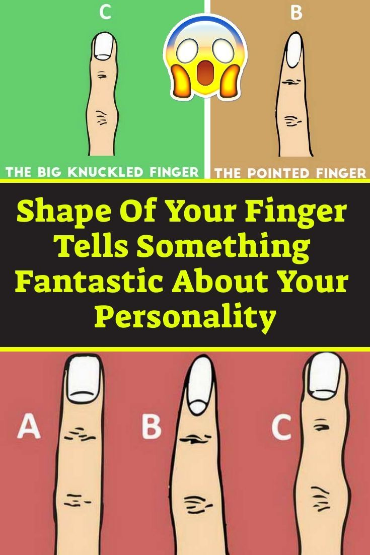 what shape is your personality