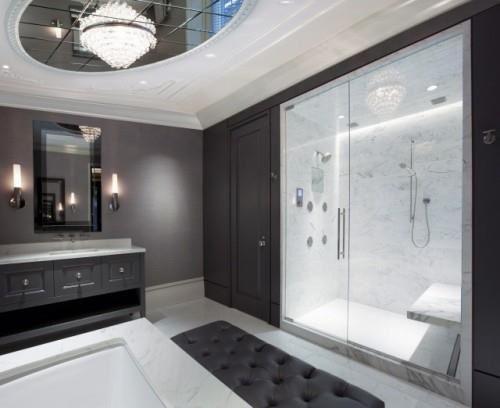 Luxury bathroom www.OakvilleRealEstateOnline.com
