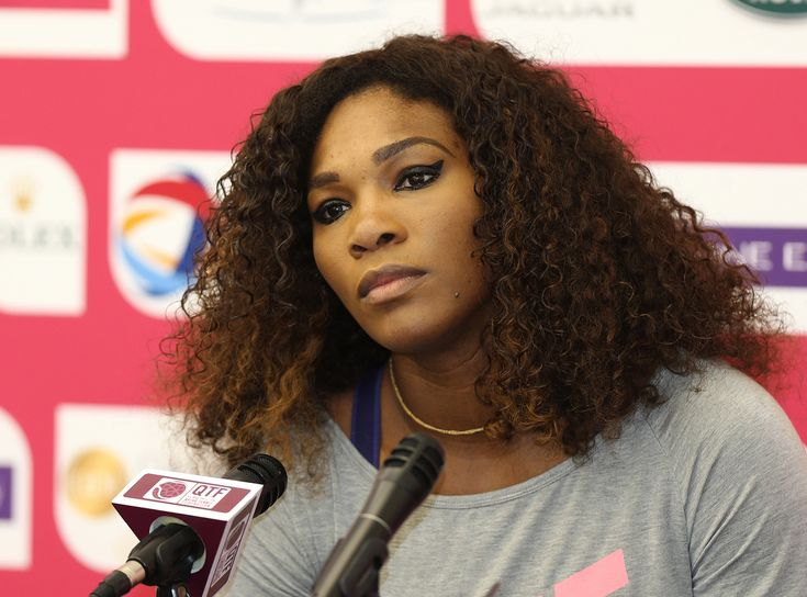 Serena Williams, 34, doesn't care about what people are saying about her body. In a interview with UK's The Times magazine, the six-time Wimbledon winner said she is aware of what haters are...