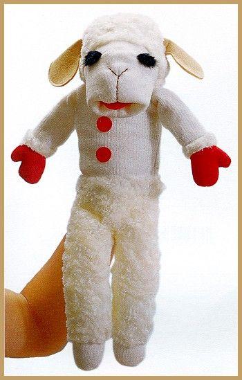 Awe, Lambchop!Lambs Puppets, Awe, Plush Lambs, Inch Lambs, Aurora Plush, Plush Puppets, Lambchop, Lamb Chops, Lambs Chops