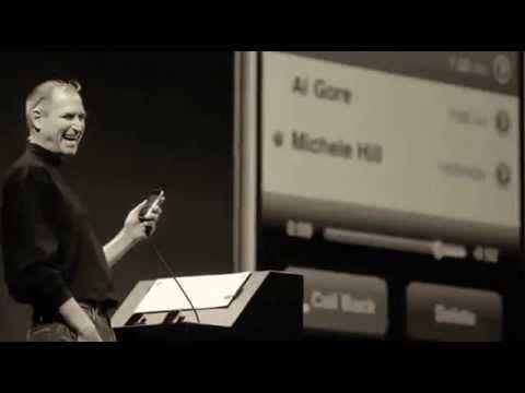 Стив Джобс Памятное видео 2012 Apple