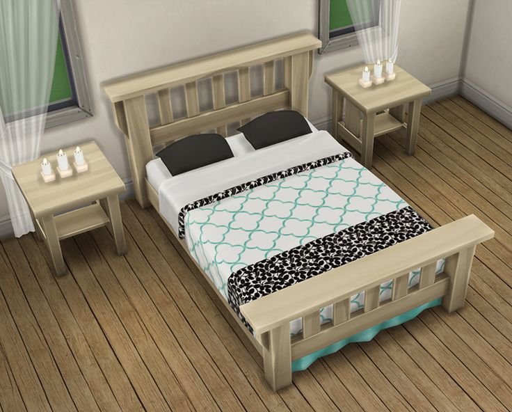 What Are Those Floor Frames For Beds Called