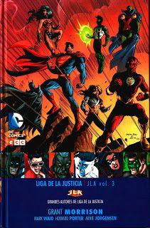 Galicia Comic: Grandes Autores de la JLA. Grant Morrison 3