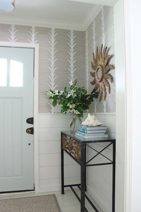 Front Foyer Wallpaper : Best images about fabulous front door colors on pinterest