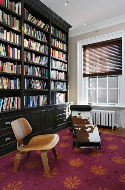 Boston Townhouse Interior Design And Renovation