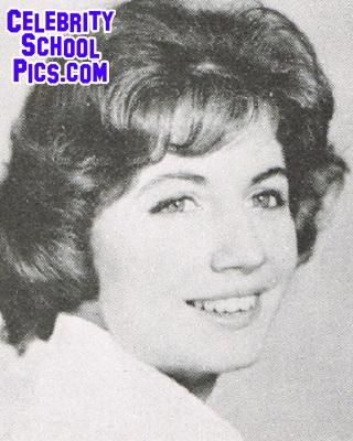 Penny Marshall - Celebrity School Pic