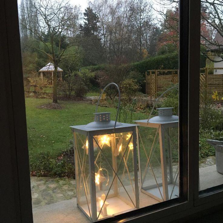Lanterne acheté chez Floralux belguque illuminons nos journées ✨✨ #belgique #floralux #dadizele