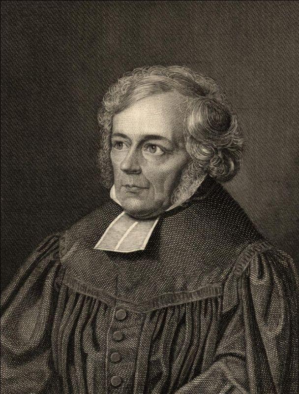 "Friedrich Daniel Ernst Schleiermacher (1768 - 1834) ""The Universe creates its own observers and admirers,"" wrote Friedrich Shleiermacher, a 17th-18th century German theologian."