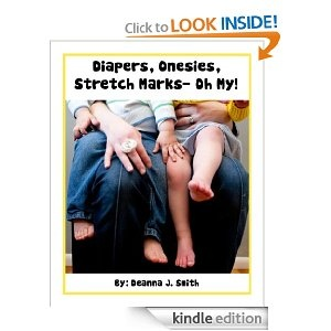 """A brand new ebook on new motherhood! """"Maybe this small peek into my reality of motherhood will help you feel better about your own. Maybe it will help you feel not as alone. Maybe it will help you see how normal life with a child with special needs can be. Maybe it will just make you laugh- or cry- or make you want to give every new mother a hug."""""""