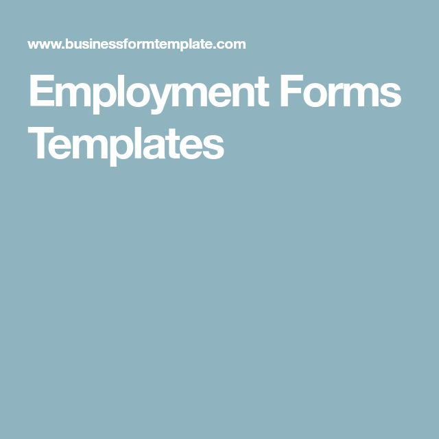 The  Best Employment Form Ideas On   World Track And