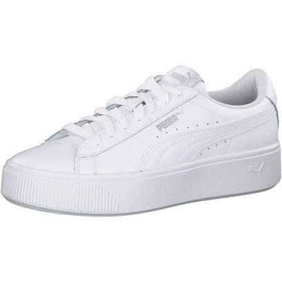 Puma Women's Vikky Stacked L Low-Top