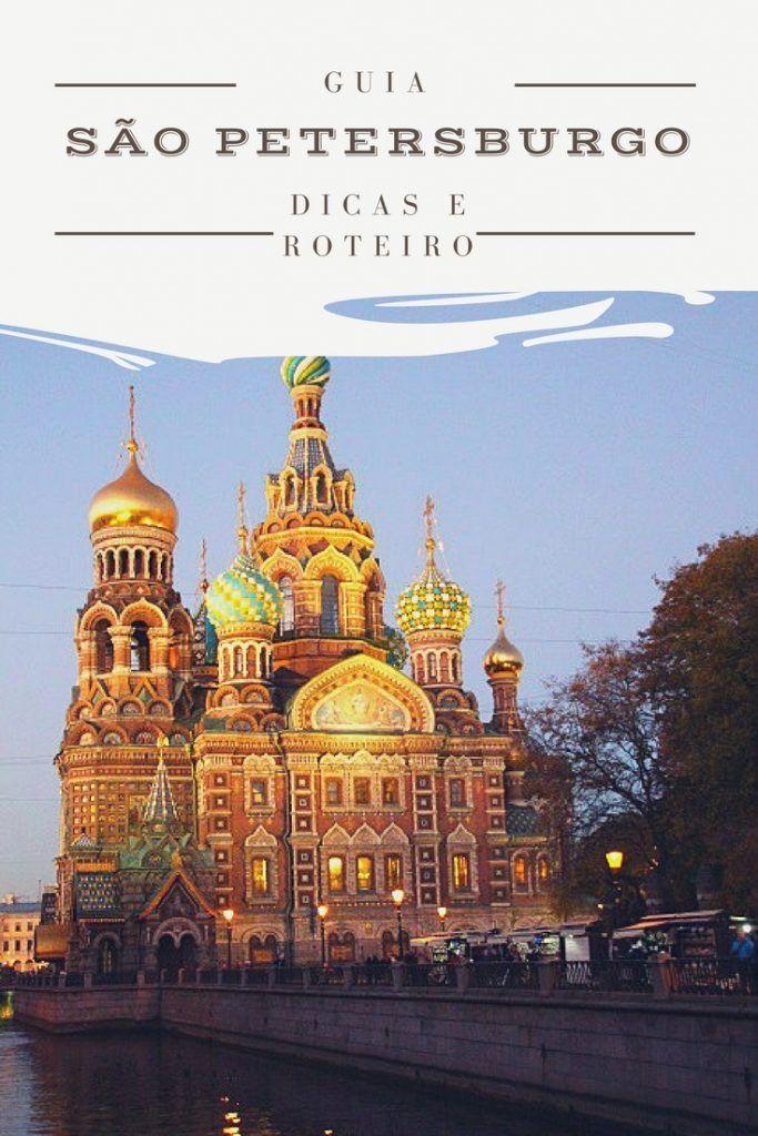 Guia de São Petersburgo: dicas de atrações, hospedagem, locomoção, imigração, história e filmes que você precisa assistir antes de ir.