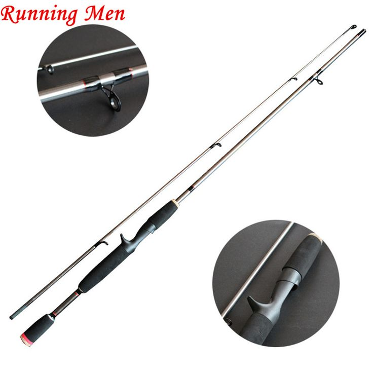 Fishing Rods  1.8M/2.1M M Power 1/8-3/4oz 6-15LB Carbon Spinning Casting Lure Fishing Rod * This is an AliExpress affiliate pin.  Details on product can be viewed on AliExpress website by clicking the image