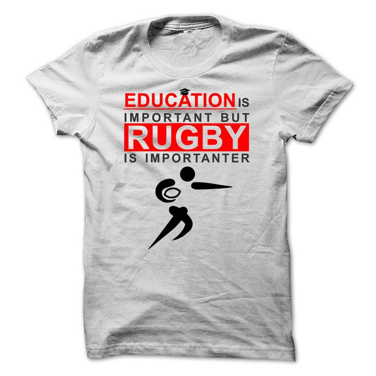 Rugby Is Important T-Shirt