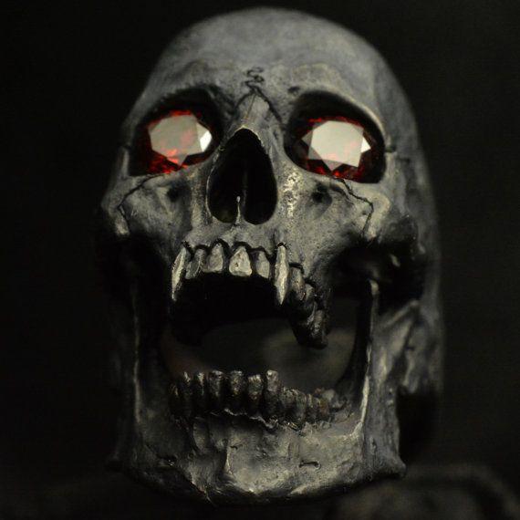 Skull Ring Black Friday