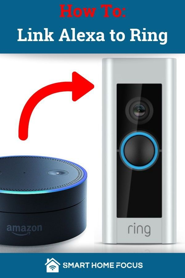 Can you connect Ring and Alexa? in 2019 | Smart Cameras