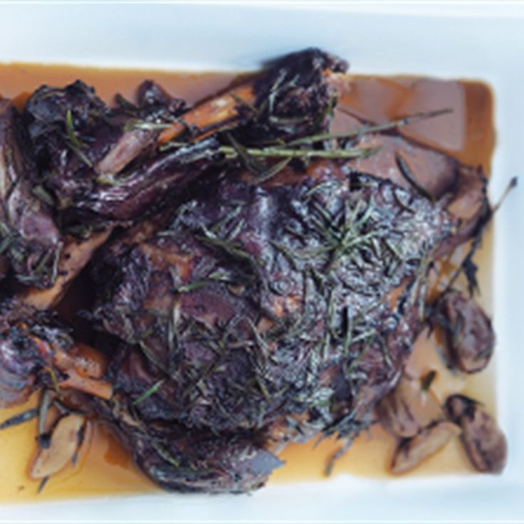 Try this Slow-Cooked Balsamic and Garlic Lamb recipe by Chef Donna Hay. This recipe is from the show Donna Hay – Fast, Fresh, Simple.