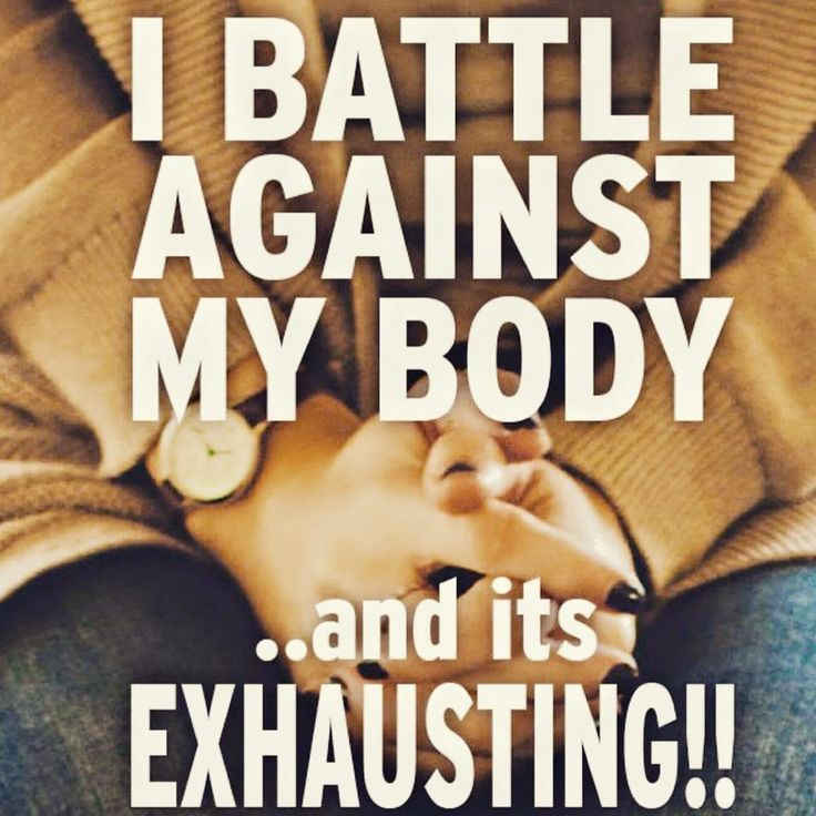 With hypothyroidism and autoimmune Hashimoto's disease I battle against my body.. and it's exhausting!