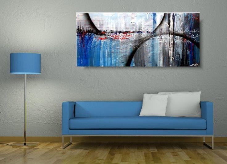 """Obraz abstrakcja """"Koło fortuny"""". Obraz do nowoczesnego wnętrza. Ręcznie malowany obraz abstrakcyjny. #obraz #obrazek #obrazabstrakcja #obrazabstrakcyjny"""