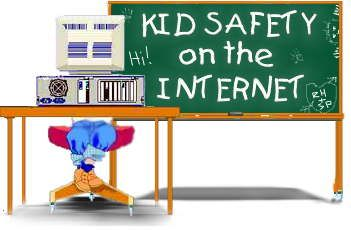 Internet safety lesson plan - aimed more for Kindergarten or Year 1 but it still has some merit for Year 3's