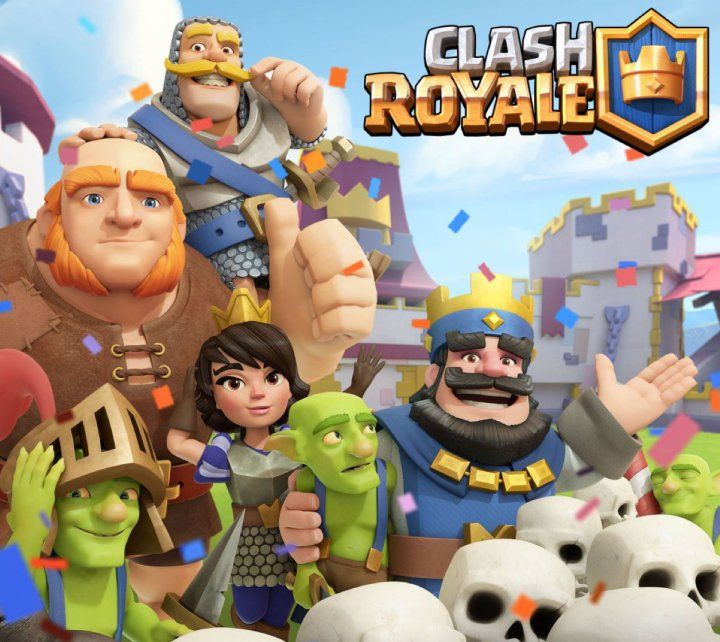 Image result for New Clash Royale Update Available with Pest Fixes