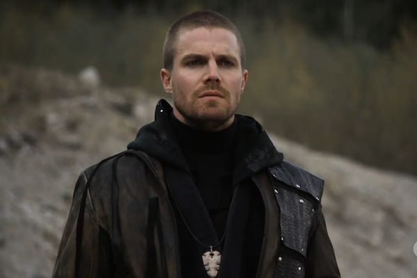 BuddyTV Slideshow | 'Arrow': 16 Crazy and Heartbreaking Moments in Nanda Parbat from 'This Is Your Sword'