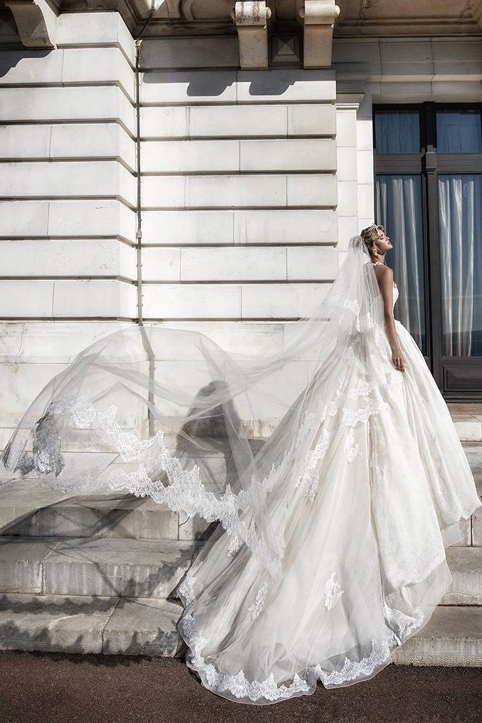 Alessandra Rinaudo Bridal Couture 2017 Collection