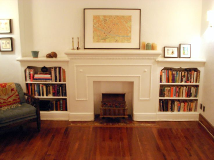 The 209 best images about Faux Fireplace Ideas on Pinterest