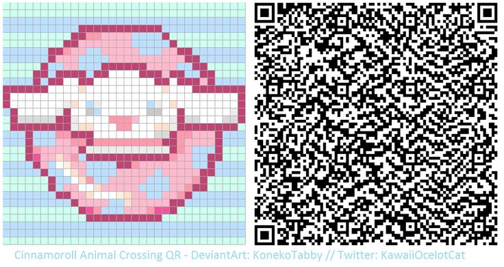 I do flags for 50,000 bells or ACNL items, depending on the item.  This Animal Crossing Flag has Sanrio's Cinnamoroll.