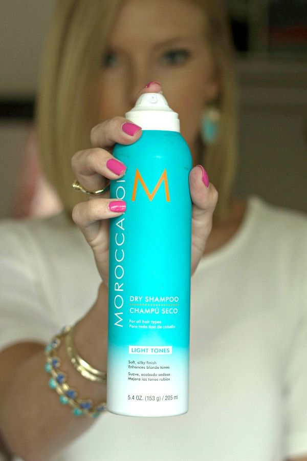best dry shampoo for blonde hair